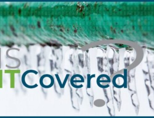 Is It Covered? Burst Pipes