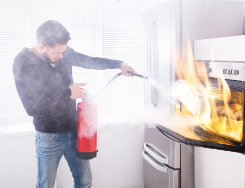 Cooking Fires: The Most-Preventable Household Killer